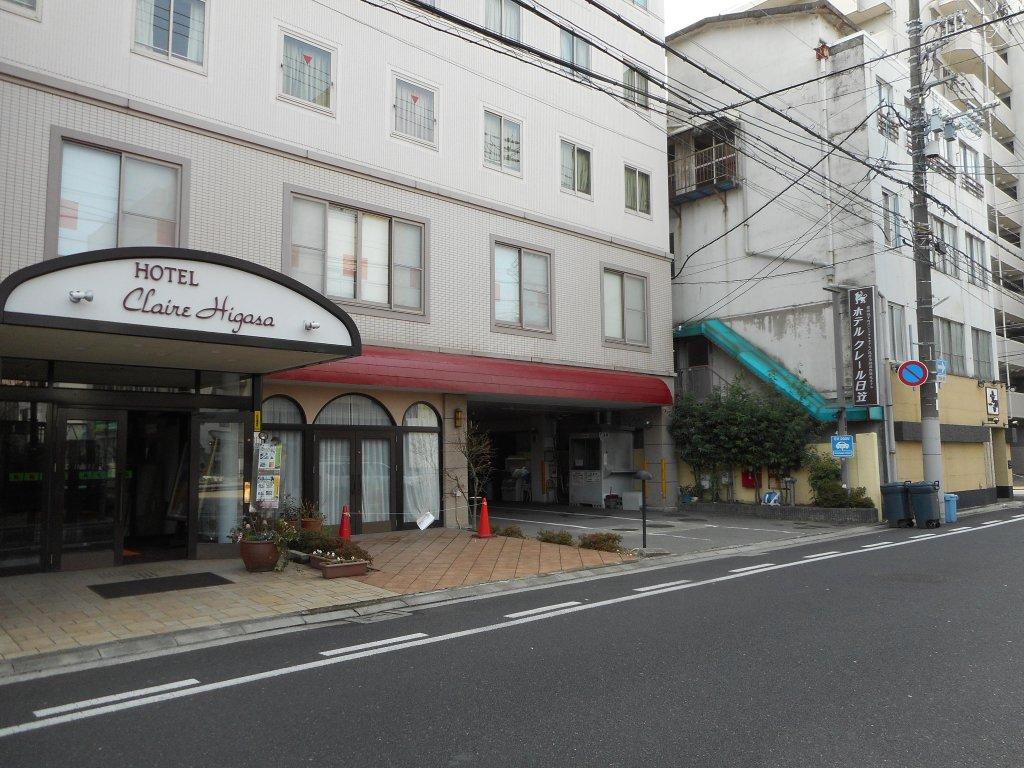 ホテル クレール日笠駐車場